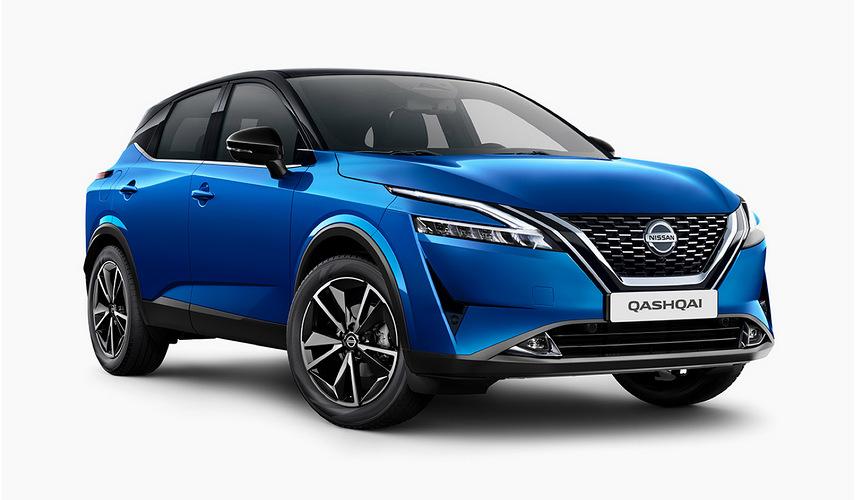 Noul Nissan Qashqai