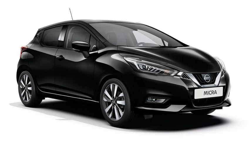 Noul Nissan Micra